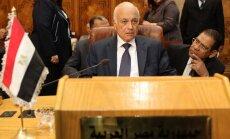 Vardarbības dēļ Arābu līga aptur novērotāju misijas Sīrijā darbību