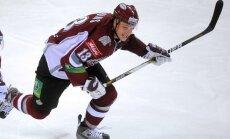 Galviņš nav devies līdzi Rīgas 'Dinamo' uz izbraukuma spēli pret 'Spartak'