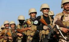 Irākas spēki jau drīz būs gatavi uzbrukumam Mosulai, teic ASV ģenerālis