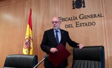 Argentīnā miris Spānijas ģenerālprokurors Hosē Manuels Masa