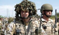 Latvijai šogad dalība starptautiskajās militārajās operācijās un misijās izmaksās aptuveni 5,7 miljonus eiro