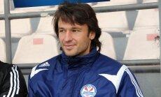 'Jelgavas' futbolisti Astafjeva debijas mačā minimāli pieveic 'Spartaku'