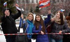 Ziemas Olimpiādes laikā mītiņus varēs rīkot 20 kilometrus no Sočiem