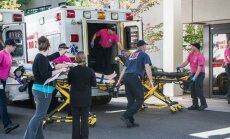 Apšaudē ASV koledžā bojā iet deviņi cilvēki