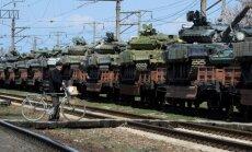 TV3: Eiropas valstis, piegādājot ieročus, palīdzējušas Kremlim gatavoties karam Ukrainā
