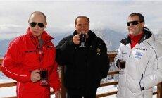 СМИ: Путин предлагал Берлускони стать российским министром