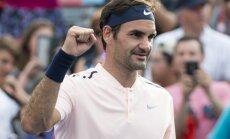 Федерер стал лучшим спортсменом по заработанным миллионам