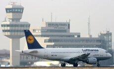 Из-за забастовки в аэропортах Берлина пострадали более 1000 пассажиров airBaltic