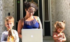 """ФОТО. """"Самая плохая мать"""" в Instagram ответила на нападки критиков"""