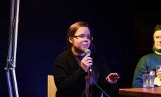 Ieva Melgalve: Kurp dodies, latviešu zinātniskā fantastika un fantāzija?