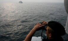 Latvijas tuvumā manīta Krievijas armijas zemūdene un kuģis