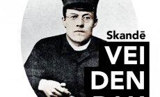 Dzejas dienas atklās ar akciju 'Skandē Veidenbaumu!'