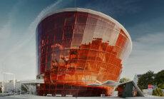 'Lielais dzintars' saņem vēl divas starptautiskas arhitektūras balvas