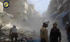 Francijas ārlietu ministrs neatbalsta sankcijas pret Krieviju Sīrijas dēļ