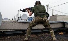 Apšaudes dēļ Sarkanais Krusts nespēj nogādāt humāno palīdzību Luhanskā