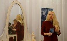 Noslēpumainība un šarms – Latvijas Radio žurnālistes Ilonas Jahimovičas seno spoguļu kolekcija