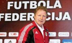 Старков снова будет главным тренером сборной Латвии