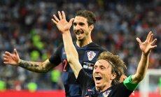 Хорватия разгромила Аргентину и стала четвертым участником плей-офф ЧМ в России