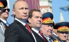 Путин: Россия не могла допустить, чтобы Крым стал частью НАТО