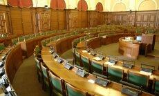 'Vienotības' frakcija parlamenta sesiju sāks ar diviem jauniem deputātiem