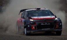 Mīke triumfē Meksikas rallijā un izcīna savu ceturto uzvaru WRC posmos