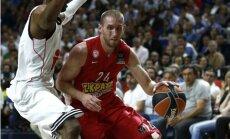 Latvijas pirmās pretinieces Beļģijas sastāvā 'Eurobasket' iekļauts arī naturalizētais Lodžeskis
