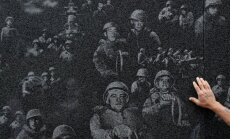 ASV sūta uz Ziemeļkoreju zārkus Korejas karā nogalināto amerikāņu karavīru pīšļu atgūšanai