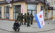 Krievijas propaganda uzkurina naidu Krimā, izpētījis 'The Guardian'