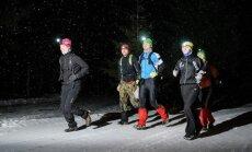 Aicina uz komandu nakts orientēšanās sacensībām 'Mamutu medības'