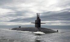 Krievija veiksmīgi izšauj starpkontinentālo ballistisko raķeti no Barenca jūras