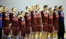 Latvijas handbola izlase zaudē Bosnijai un Hercegovinai