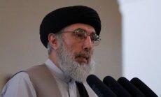 Kabulā atgriezies bijušais Afganistānas premjers Hekmatjars
