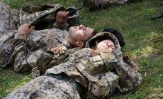 Iesaukts armijā