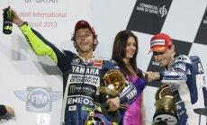 'Yamaha' svin dubultuzvaru 'MotoGP' sezonas atklāšanas sacensībās