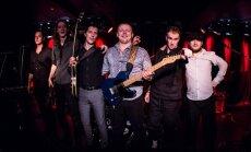 'Latvian Blues Band' dalībnieki rīkos pirmo starptautisko 'R&B Bluesfestival'