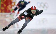 Латвийский конькобежец на ЧМ в Херенвене занял 11 место