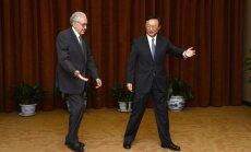 Brahimi aicina Ķīnu spēlēt aktīvu lomu Sīrijas krīzes risināšanā