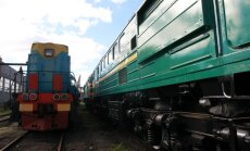 'Daugavpils lokomotīvju remonta rūpnīca' noliedz masveida darbinieku atlaišanu