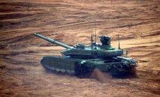 Krievija ir gatava iebrukt Baltkrievijā, pauž Igaunijas Aizsardzības spēku komandieris