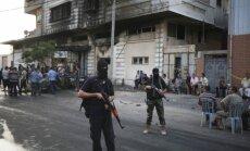 'Hamas' oponenti draud apšaudīt Izraēlu