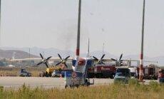 Turcijā pārbaudīta Armēnijas lidmašīna, kas dodas uz Sīriju