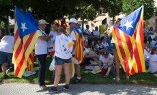 ANO novērotājiem aizdomas par cilvēktiesību pārkāpumiem Katalonijā