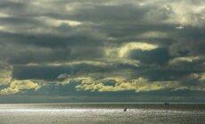 В районе Колки в море с парома выпрыгнул гражданин Литвы