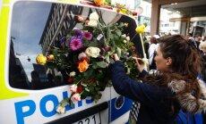 Stokholmas terorakta upuru skaits pieaug līdz pieciem