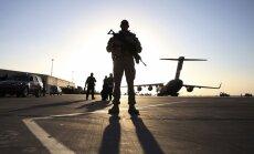 Pie atbilstošām iespējām Latvija nākotnē varētu palielināt karavīru skaitu operācijā Afganistānā