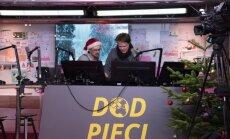 Labdarības maratonā 'Dod pieci!' onkoloģisko pacientu atbalstam jau saziedoti 43 629 eiro