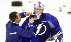 Gudļevskis pēc AHL sezonas beigām pievienojies 'Lightning'