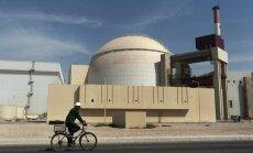 No Irānas uz Krieviju devies kuģis ar 11 tonnām urāna