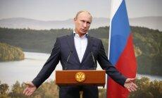Putins nevar par 100% garantēt Sīrijas atteikšanos no ķīmiskajiem ieročiem