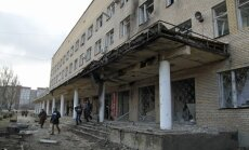 Doņeckā apšaudēs desmitiem ievainoto; nogalināts krievu mūziķis Bragins